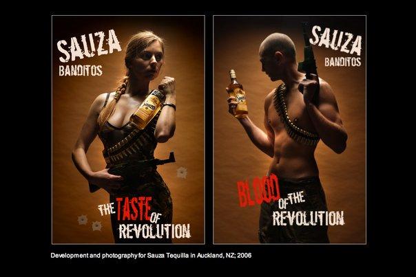 Sauza Soldier