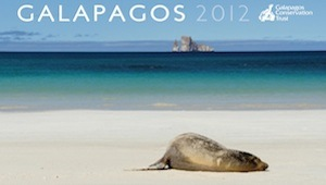Galapagos Calendar 2012